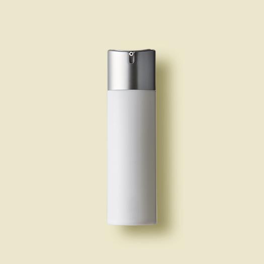 Single wall airless pump