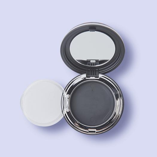 Round shape compact