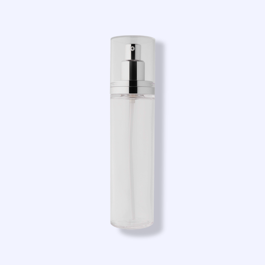 PET Blow bottle with Diptube pump