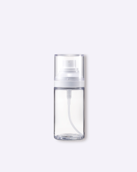 Fine Mist spray pump with Refillable Bottle